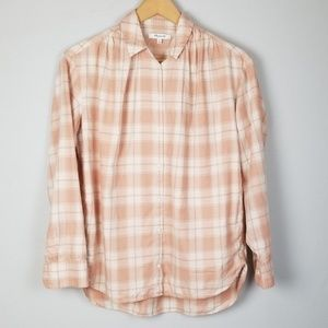 Madewell button down blouse XS